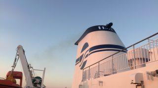 太平洋フェリー 「いしかり」乗船記