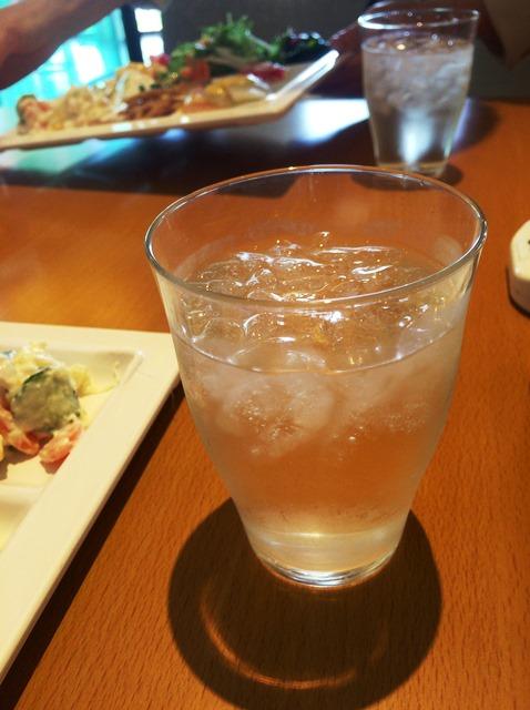 飲み物のりんご酢