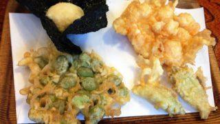 天ぷら佐久間でおすすめのランチ(福島県郡山市)