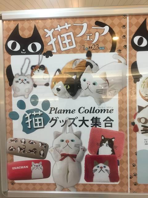 猫フェアポスター