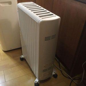 デロンギのオイルヒーター