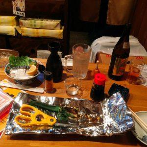 今夜の晩餐