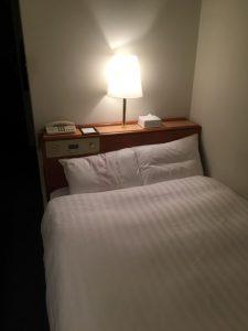 室内 ベッド廻り