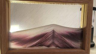 サンドピクチャー~一期一会の砂の芸術