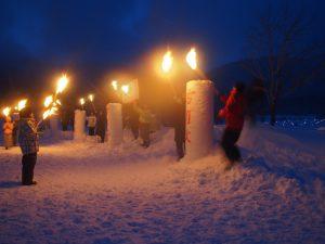 雪月火点灯式