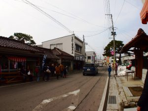 飯野町商店街