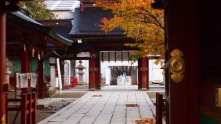塩竃神社(宮城県塩釜市)