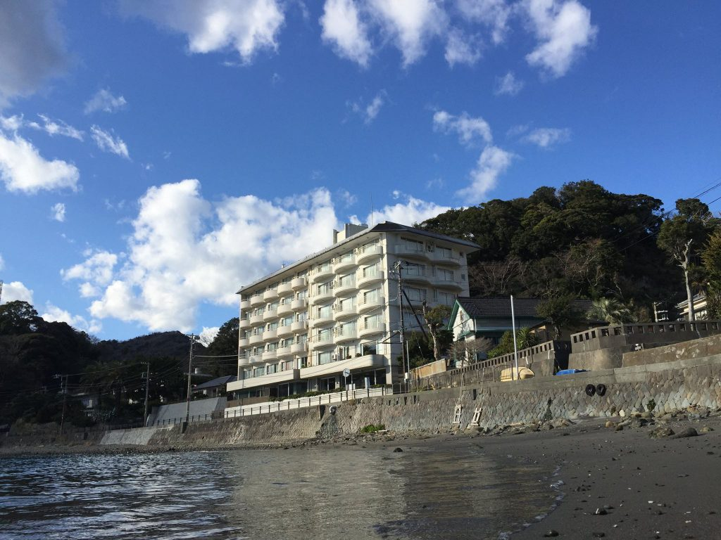 ホテル全景
