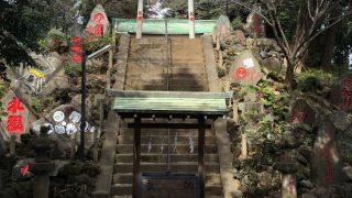 一富士二鷹の駒込富士(東京文京区)