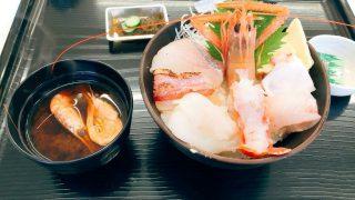 とまりんの深海鮮丼(愛知県蒲郡)
