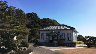 海辺の文学記念館(愛知県蒲郡)