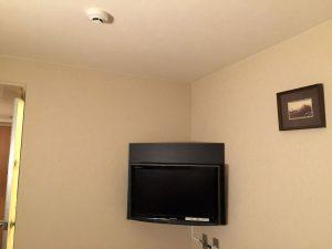 室内の様子(テレビ)