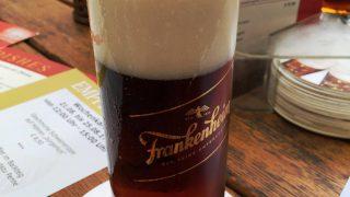 本格ドイツビール堪能(ドイツ紀行①)