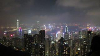 ケーブルカーと世界三大夜景(3連休で香港旅行⑤)