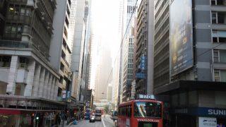 2階建トラム(3連休で香港旅行②)