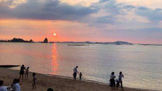 夕日が素敵な海鮮レストラン ムンアロイ(全メニュー付)(タイ・チョンブリー)